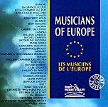 Musicians of Europe von Verschiedene Interpreten für 2,99€