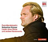 Pure Mendelssohn Kulturspiegel-Edition von Sebastian Knauer für 7,99€