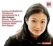 Klavierkonzert 3 & Tripelkonzert Kulturspiegel-Edition von Mari Kodama für 7,99€