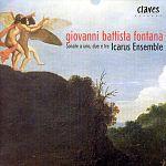 Sonaten Nr. 1-8,11,14,15 & 17 von G.B. Fontana für 5,99€