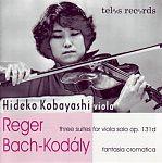 Suiten für Viola solo op. 131d Nr. 1-3 von Max Reger für 6,99€