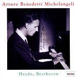 Beethoven, Haydn von Arturo Benedetti Michelangeli für 7,99€