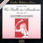 Un Ballo In Maschera von Giuseppe Verdi für 8,99€