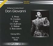 Don Giovanni von W.A. Mozart für 9,99€