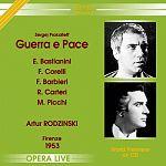 Guerra E Pace Krieg & Frieden von Sergej Prokofjew für 8,99€