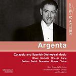 Zarzuela und Spanische Orchestermusik von Ataulfo Argenta für 3,99€