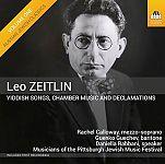 Yiddish Songs, Chamber Music and Declamations von Leo Zeitlin für 9,99€
