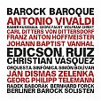 Barock Baroque von Verschiedene Interpreten für 16,99€