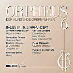 Orpheus - der klingende Opernführer 6: Italien im 19. Jahrhundert von Verschiedene Interpreten für 7,99€