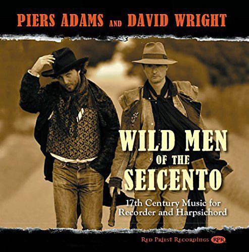 Wild Men of the Seicento von Piers & David Wright Adam für 17,99€