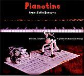 Pianotine - Chansons & Comptines & Grand von Anna-Zofia Borowiec für 9,99€
