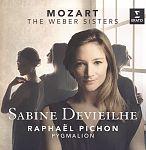 Die Weber-Schwestern von Sabine Devieilhe für 9,99€