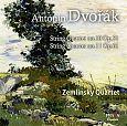 Streichquartette 10 & 11 von Antonin Dvorák für 8,99€