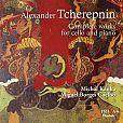 Gesamtwerk für Cello & Klavier von Alexander Tscherepnin für 6,99€