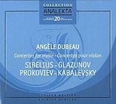 Violinkonzerte von Angéle Dubeau für 9,99€
