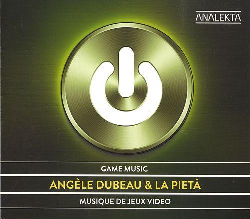 Game Music von Angéle Dubeau & La Pieta für 3,99€