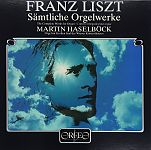 Sämtliche Orgelwerke von Franz Liszt für 69,99€