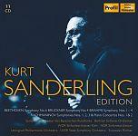Kurt Sanderling Edition von Verschiedene Interpreten für 29,99€