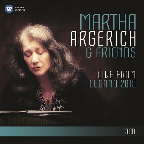 Live from Lugano 2015 von Martha Argerich & Friends für 18,99€