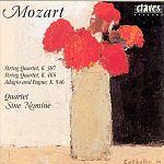 Streichquartette KV 387, 465 & 546 von W.A. Mozart für 4,99€