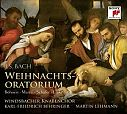 Weihnachtsoratorium BWV 248 von J.S. Bach für 21,99€