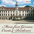 Musik aus deutschen Schlössern & Residenzen von Verschiedene Interpreten für 39,99€