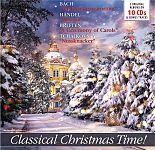 Classical Christmas Time von Verschiedene Interpreten für 13,99€