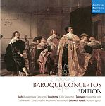Barockkonzerte von Verschiedene Interpreten für 17,99€