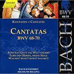 Kantaten BWV 68-70 von J.S. Bach für 7,99€