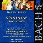 Kantaten BWV 172-175 von J.S. Bach für 7,99€