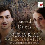 Sacred Duets von Nuria Rial & Valer Sabadus für 12,99€