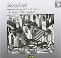 Kammerkonzert für 13 Instrumentalisten von Ligeti für 6,99€