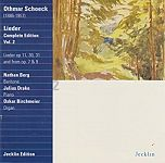 Sämtliche Lieder Vol. 2 von Othmar Schoeck für 7,99€