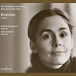 Elisabeth Speiser - Lieder von Johannes Brahms für 7,99€