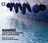 Jean-Baptiste Barriere: Sonaten für Cello & Bc Vol.1 von Verschiedene Interpreten für 9,99€
