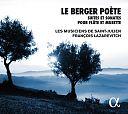 Le Berger Poete: Suiten & Sonaten für Flöte & Dudelsack von Verschiedene Interpreten für 9,99€