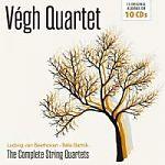 The Complete String Quartets - Beethoven & Bartók von Végh Quartet für 13,99€