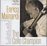 The Cello Champion - Original Albums von Enrico Mainardi für 13,99€