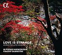 Love is strange - Werke für Lautenconsort von Verschiedene Interpreten für 9,99€