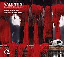 Giuseppe Valentini: Concerti grossi op.7 Nr.1-3,7,10,11 von Verschiedene Interpreten für 9,99€