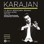 Herbert von Karajan Edition 6 - Choral Music 1947-1958 Serie: Karajan Official Remastered Edition von H.v. Karajan für 16,99€