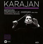 Herbert von Karajan Edition 2 - Beethoven: Sinfonien 1-9 & Ouvertüren 1951-1955 Serie: Karajan Official Remastered Edition von H.v. Karajan für 19,99€