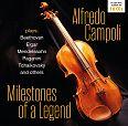 Milestones of a Legend. von Alfredo Campoli für 12,99€