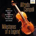 Milestones of a Legend. von Alfredo Campoli für 13,99€