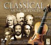 Classical Music & Voices von Verschiedene Interpreten für 9,99€