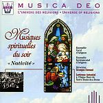 Musiques spirituelles du soir Nativite von Verschiedene Interpreten für 6,99€
