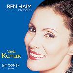 Paul Ben-Haim: Melodies von Verschiedene Interpreten für 6,99€