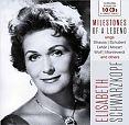 Elisabeth Schwarzkopf - Milestones of a Legend von Verschiedene Interpreten für 12,99€