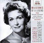 Elisabeth Schwarzkopf - Milestones of a Legend von Verschiedene Interpreten für 13,99€