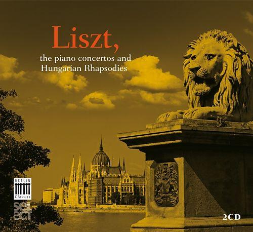Franz Liszt: Klavierkonzerte Nr. 1 & 2 von Verschiedene Interpreten für 6,99€